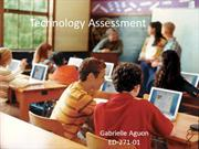 ED271-Technology Assessment