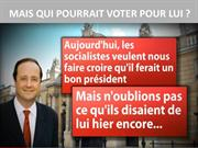 HOLLANDE VU PAR SES COPAINS