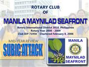 Rotary Club of Manila Maynilad Seafront