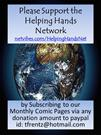 Helping Hands Network Comic Series Power Point YouTube Show
