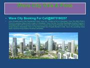 9873180237 wave city-Plot&Villa [135(Sq.yd)] wave city Ghaziabad NH24