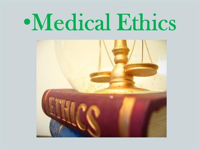 Medical ethics authorstream toneelgroepblik Gallery