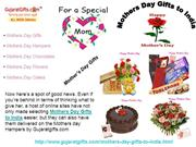Sending Mothers Day Gifts and Flowers Hampers to celebrate Mom
