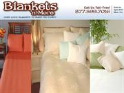 Hypo-Allergenic Bamboo Blankets