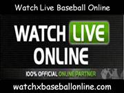 Live Streaming Of Baseball