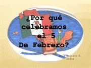 5 de febrero