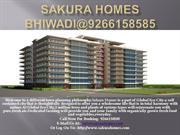 Sakura Homes Bhiwadi@9266158585