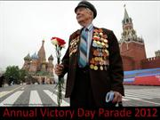 Annual Victory Day Parade 2012