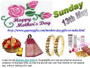 Last Minute Express Mothers Day Gifts to India Online