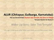 ALUR- Save Jain Temple
