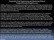 Nonprofits Find Fundraising and Marketing Help at NonprofitFundraising
