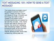 Text Messaging 101 How to Send a Text Message--mm.com.au