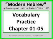 VocabularyPractice