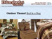 Outdoor Themed Bed in a Bag