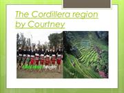 cordillera region Courtney