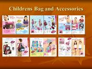 AVON PRODUCTS - Childrens Bag and Accessories