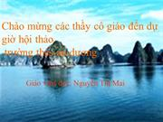 Tit 4: S dng mt s bin php ngh thut trong vn bn thuyt minh