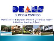 Deans Blinds & Awnings