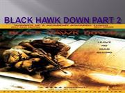 Black hawk down part 2