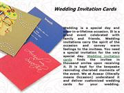 Wedding Invitation Cards, Wedding Cards.