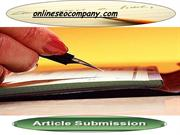 Article Submission directories