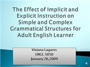 The Effect of Implicit and Explicit Inst...