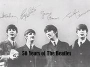 50 Years of The Beatles by David Morhan 8.a (2012)