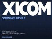 Xicom Technologies Ltd. | CMMI Level-3 Web Development Company