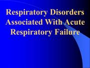 Respiratory Failure 2