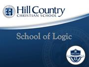 School of Logic (Middle School) Preview for 2012-2013