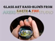 Akers Glass  Art Studio