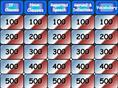 Jeopardy with If Noun Clauses, Reported Speech, Ger Inf. Vocabulary wi