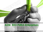 AZM  BIO-FUELS Enterprises -