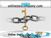 high pr Link Building Service