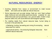 04 NATURAL RESOURCES