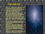 Eternal life