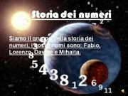 Storia dei numeri power point 23-05