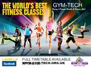 GYM-TECH Health & Fitness Club
