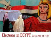 Elections in EGYPT may 2012