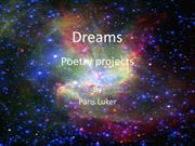 Poetry projects paris luker