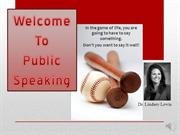 Public Speaking Orientation_presentation