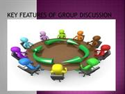Group Discussion-