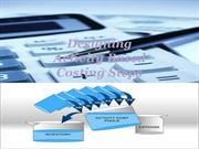 designing Activity based costing