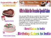 Send Cakes to India, Online Cakes to India, Cakes for Birthday