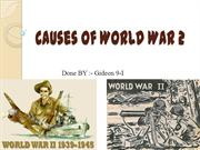 ORIGINS OF WORLD WAR 2 - Copy