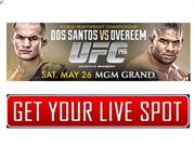 PPV UFC 146 !! Junior Dos Santos vs Frank Mir Live Stream PPV fight