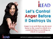 Let's Control Anger