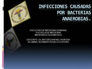 INFECCIONES CAUSADAS POR BACTERIAS ANAEROBIAS