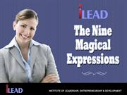The Nine Magical Expression