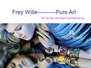 Frey Wille Jewellery -The Long lasting Spouse amongst us
